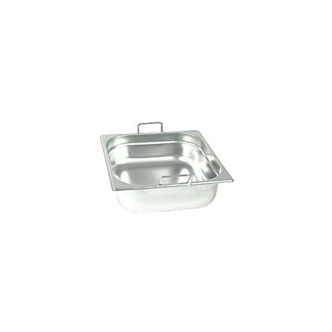 Pojemnik GN2/3 H200 z uchwytami  [STALGAST]