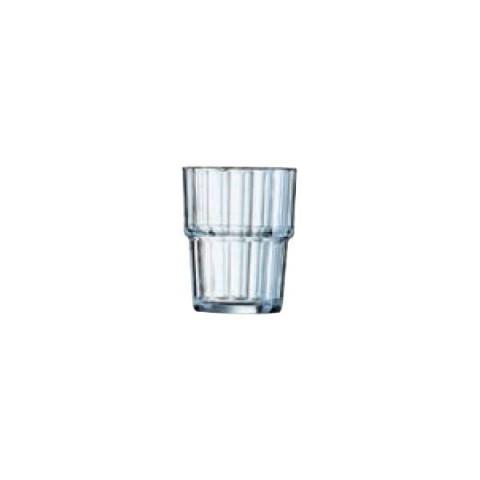 NORVEGE szklanka wysoka 160ml 6/72