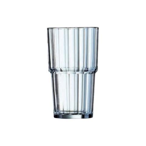 NORVEGE szklanka wysoka 320ml /6/72