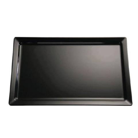 PURE taca 60x40cm czarna