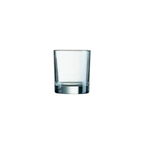 ISLANDE szklanka niska 200ml /6/48