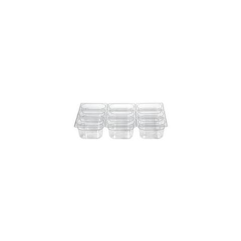 Pojemnik GN1/4 Poliwęglan H150 [STALGAST]