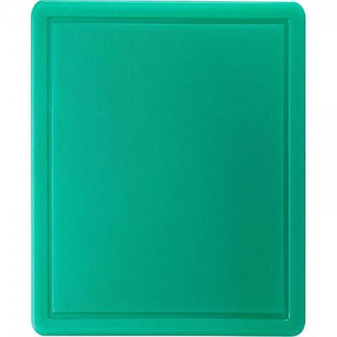 Deska do krojenia GN 1/2 zielona
