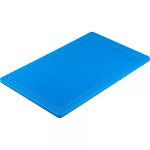 Deska do krojenia GN 1/1 niebieska