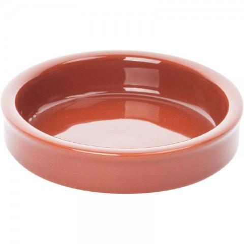Naczynie okrągłe do zapiekania niskie d 100 mm