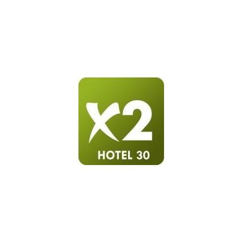 X2Hotel 30 kolejne stanowisko [ADITH]