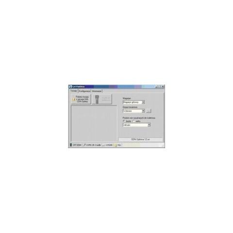Oprogramowanie Manager OPT [NOVITUS]