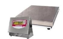 Waga pomostowa nierdzewna TM-150/1 400 x 400 Nplus [FAWAG]
