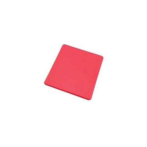 Deska do krojenia z polietylenu czerwona [STALGAST]