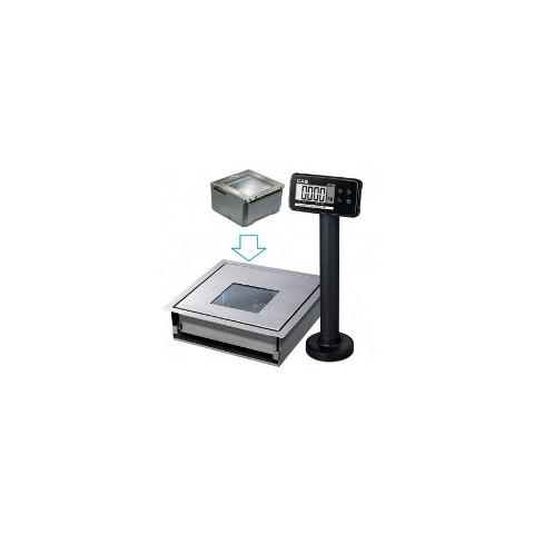 Waga PDS-E 15 HS2300 RS232 [CAS]