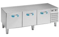 Podstawa chodnicze pod urządzenia stołowe, 3 szuflady MBM600