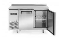 Stół mroźniczy Kitchen Line 2-drzwiowy z agregatem bocznym, linia 600