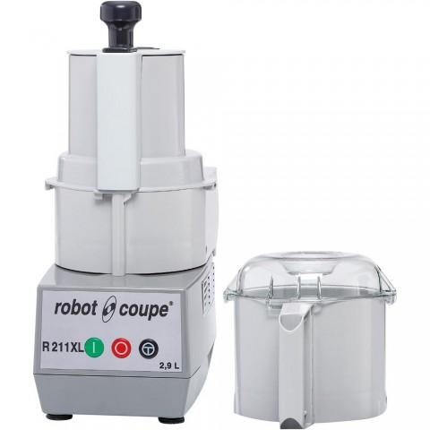 Szatkownica+cutter R211 XL [ROBOT COUPE]