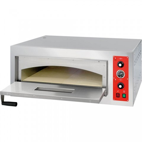 Piec do pizzy 1-komorowy 4,45 kW [STALGAST]
