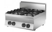4-palnikowa kuchnia gazowa