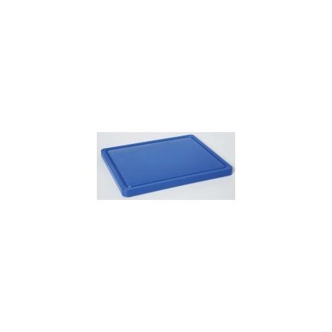 Deska do krojenia HACCP niebieska [HENDI]