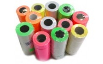 Metka prostokątna 28x29 kolor