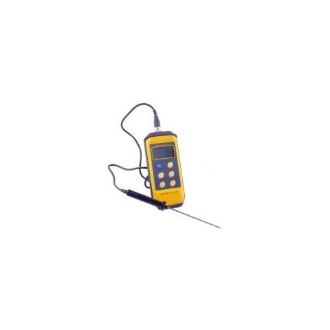 Termometr cyfrowy z sondą [HENDI]