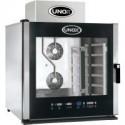 Piec piekarsko-cukierniczy BakerTop 6 x 600x400 gaz [UNOX]