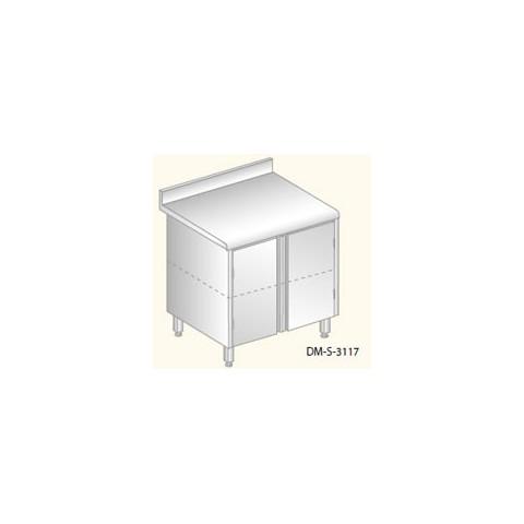 Stół z szafką DM-S 3117 [DORA METAL]