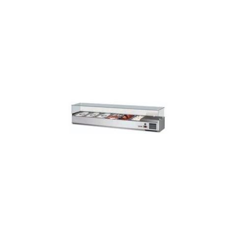 Witryna chłodnicza VSCH-120 [REDFOX]