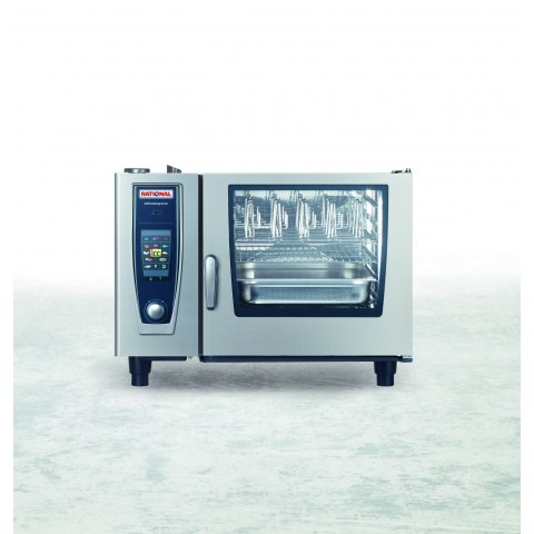Piec konwekcyjno- parowy gazowy Rational Self Cooking Center® Typ 62