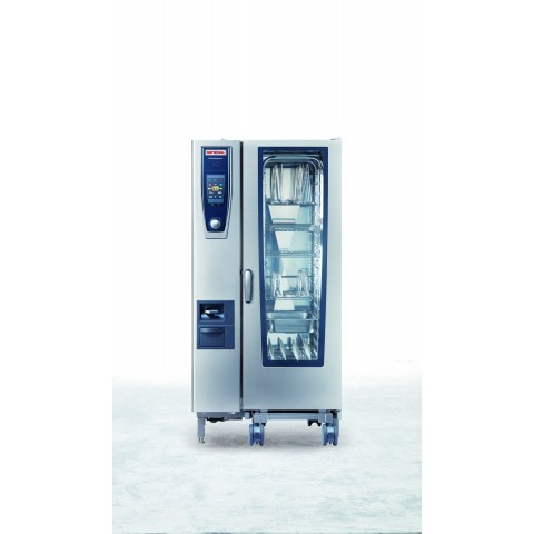 Piec konwekcyjno- parowy gazowy Rational Self Cooking Center® Typ 201
