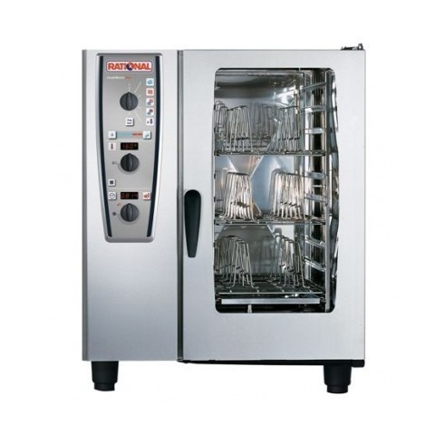 Piec konwekcyjno- parowy elektryczny Rational Combi Master® Typ 101