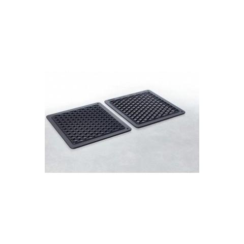 Ruszt grillowy w kratkę i paski Rational TriLax 1/2 GN