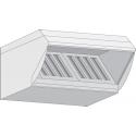 Okap kondensacyjny Rational UltraVent Plus typ 61 i 101 wersja elektryczna