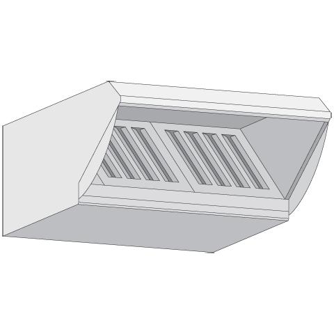 Okap kondensacyjny Rational UltraVent wersja elektryczna