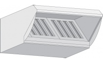Okap kondensacyjny Rational UltraVent Plus typ 201 wersja elektryczna