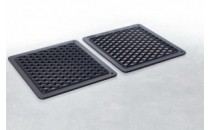 Ruszt grillowy w kratkę i paski Rational TriLax 1/1 GN