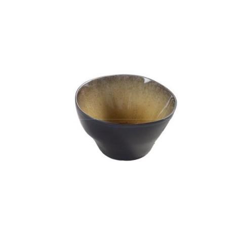 PURE zielona miska 7.5X4.5cm 4/32
