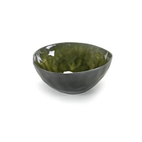 PURE zielona miska 16x6.8cm 4/24