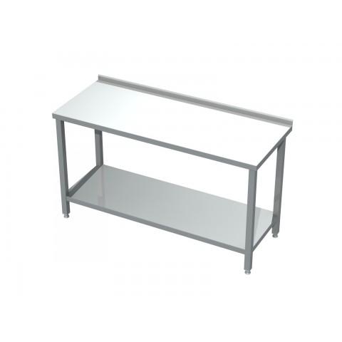 Stół z półką 0402 EKO 400x600x850mm