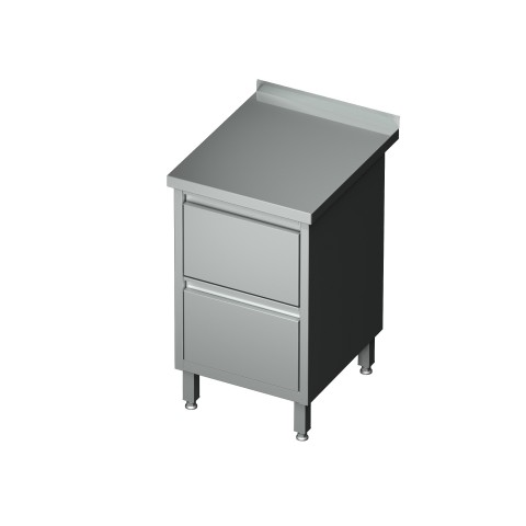 Szafka-blok 2 szuflad 0457 EKO 430x600x850mm