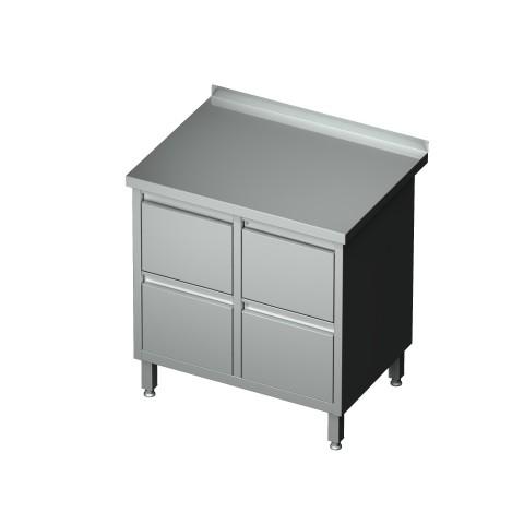 Szafka-blok 4 szuflad 0459 EKO 800x600x850mm