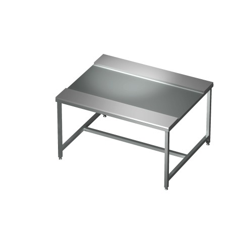 Stół centralny z płytami polietylenowymi 0461  EKO 1000x1200x850mm