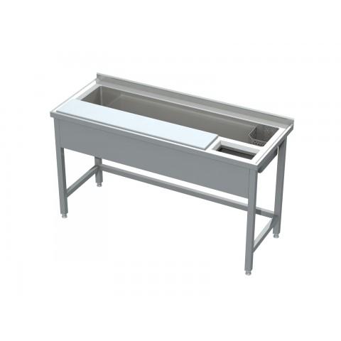 Stół do obróbki produktów 0550 EKO 800x600x850mm