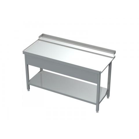 Stół wyładowczy z półką 0561 EKO 800x700x850mm