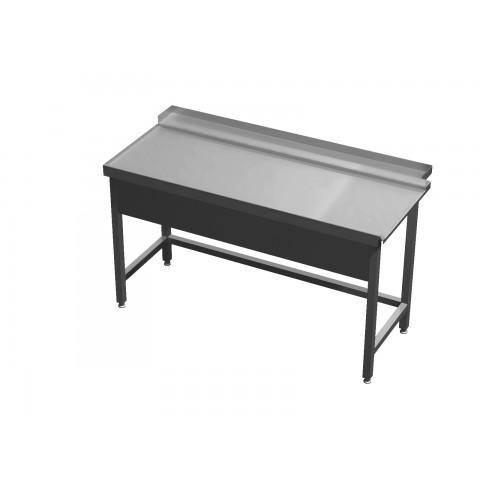 Stół wyładowczy bez półki 0563 EKO 800x700x850mm