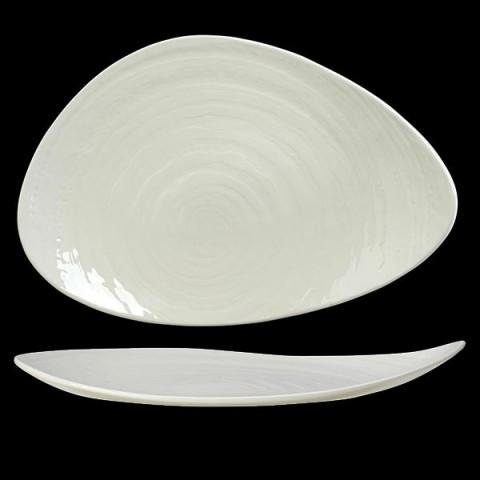 SCAPE talerz 37.5cm biały