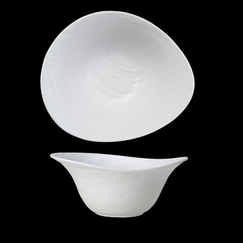 SCAPE Melamina miska 25x11cm biały /6