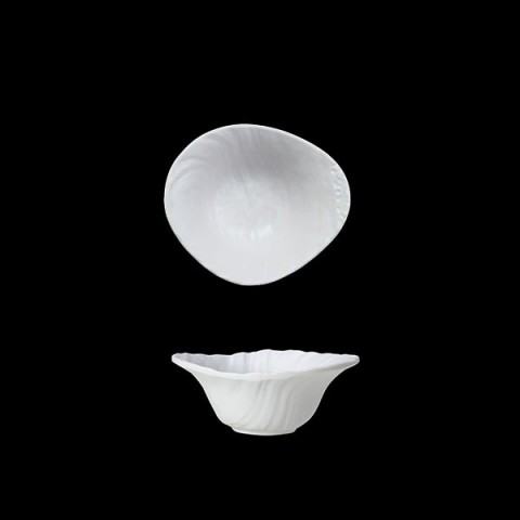 SCAPE Melamina miska 13x5.3cm biały /6