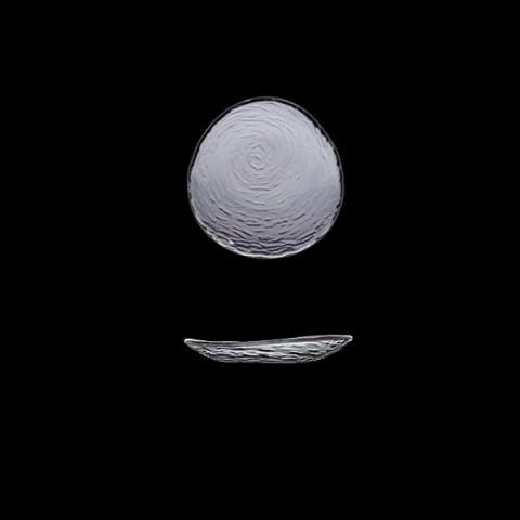 SCAPE Glass talerz 14cm dymny /12