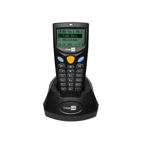 Kolektor danych CPT-8001 L 2MB + stacja dokująca USB [CIPHERLAB]