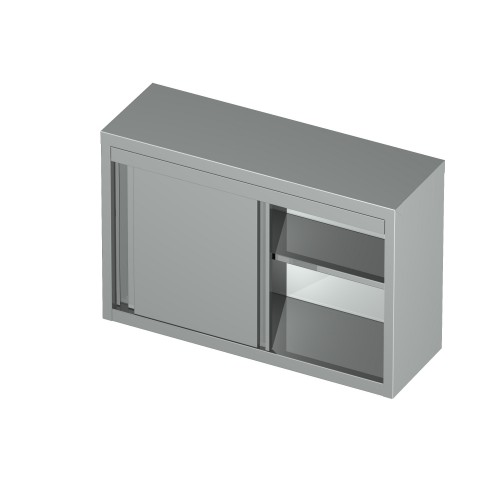 Szafka wisząca drzwi suwane 0634 EKO 800x300x600mm