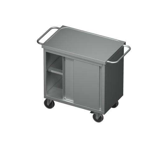 Wózek z szafką 0706 EKO 1000x600x850mm