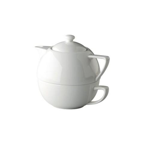 PRESIDENT jednoosobowy zestaw do herbaty 260/400ml /2